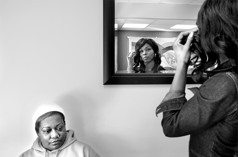 """Photograph by Rania Matar for The Gund Foundation for Planned Parenthood, in the exhibit """"New Visionaries: Photographers Who Bridge Art + Commerce"""" at Mt. Ida College (Newton,MA) through April 21, 2015 (courtesy of the artist)."""