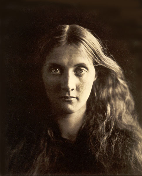 """Julia Jackson, 1897"" by Julia Margaret Cameron"
