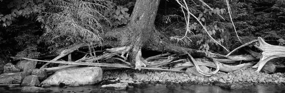 """Spencer Bay #2, 2014"" archival pigment print by Mike Sleeper (courtesy of the artist and 555 Gallery, Boston)."