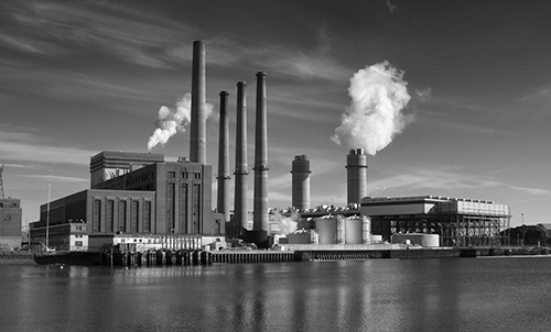 From the power plant series by Lincoln Williams (courtesy of the artist).
