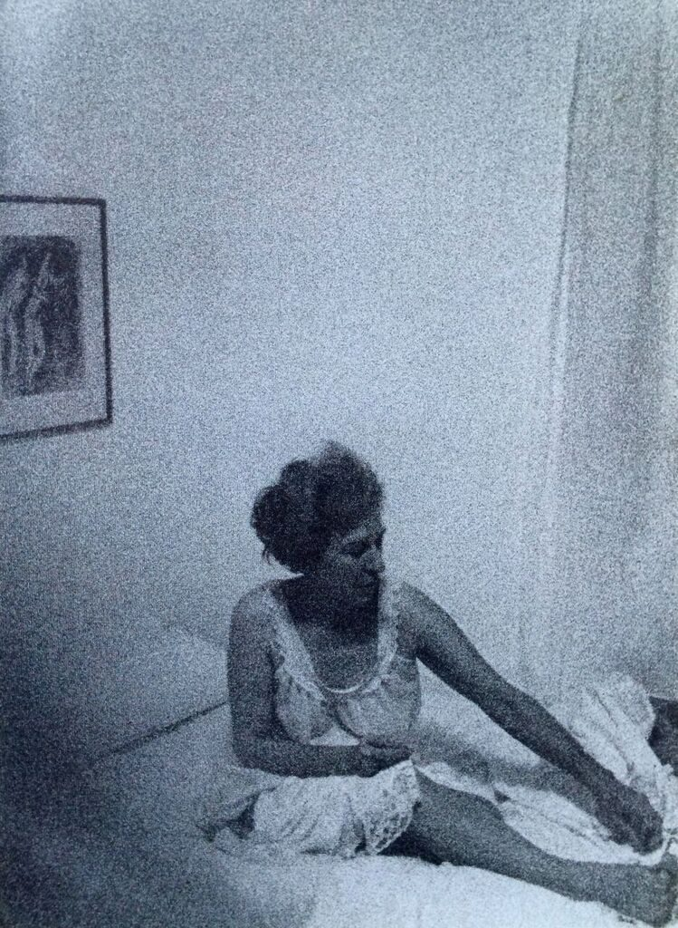 William Eggleston Untitled, 1966 (the artist's mother, Ann, in Memphis, Tennessee) © Eggleston Artistic Trust