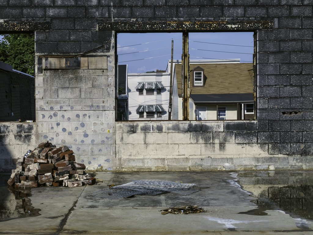 """Shenandoah, 2012"" by Justin Kimball (courtesy of Carroll and Sons, Boston)."
