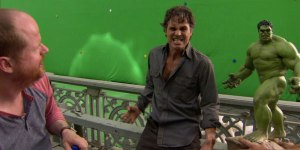 Sure, you can try to make fun of this, but Mark Ruffalo as the Hulk is basically cooler than anything ever.