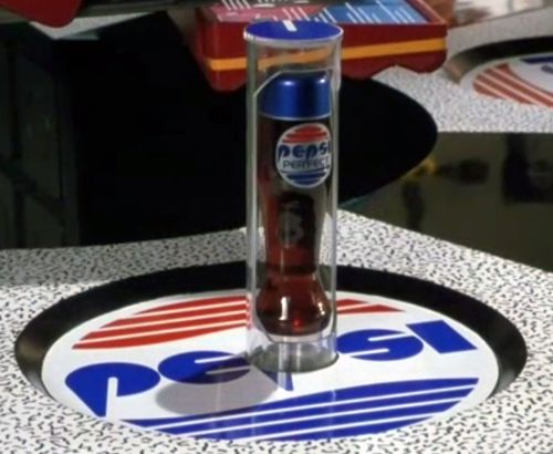 Let's hope that the Pepsi Perfect is just a fun thing that's happening, and not the first step of the Michael Bay reboot of BTTF.