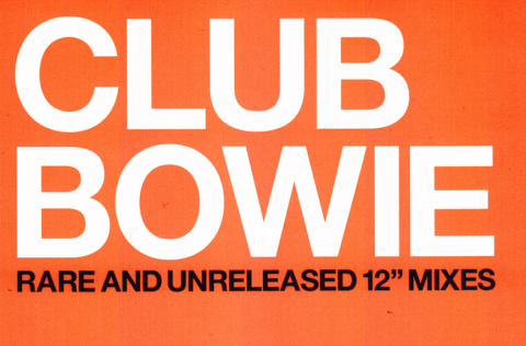 David Bowie – Magic Dance (Danny .S. Remixes)