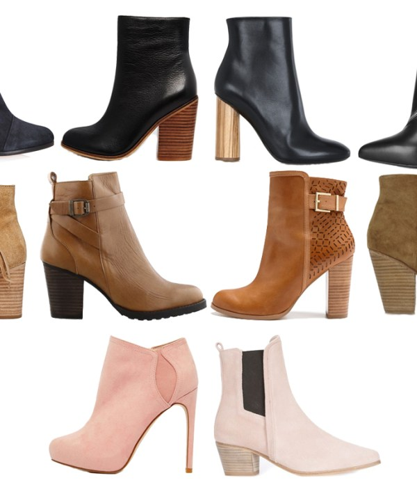 Black-Ankle-boots-tan-boots-winter-boots