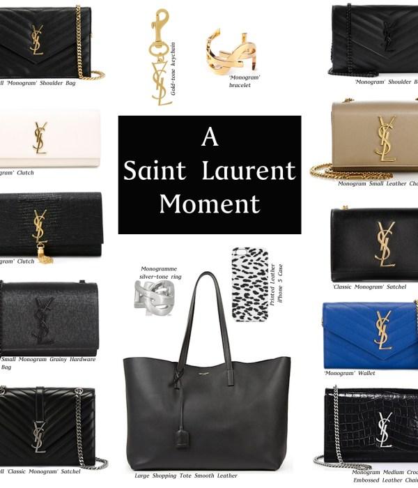 Saint-Laurent-Monogram-bag