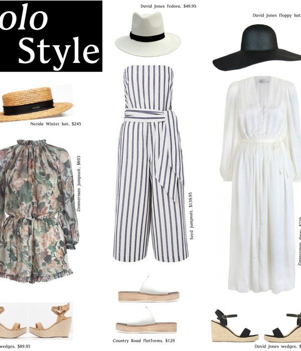 how to dress for the polo