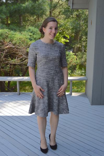 Dress by LK Bennett