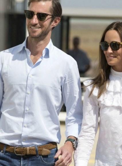 Pippa's Wedding Fashion Recap