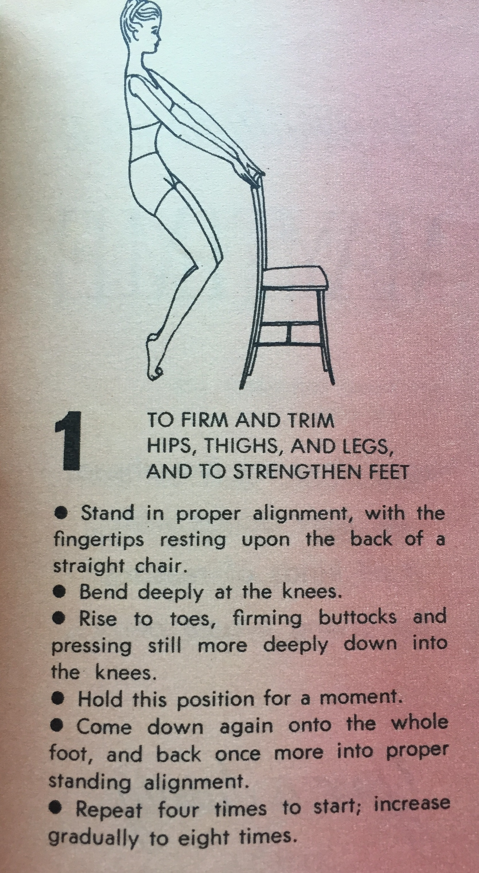 edo posture chair black plastic hire firm your natural girdle exercise advice from 1962 what