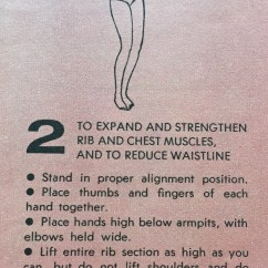 Edo Posture Chair Best Ergonomic Reclining Office Firm Your Natural Girdle Exercise Advice From 1962 What