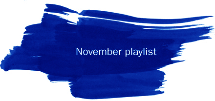 Playlist header