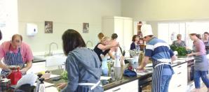 kent cookery school in action