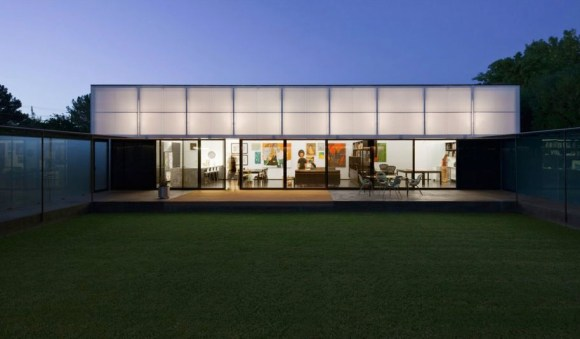 coLAB - the Salenger's residence