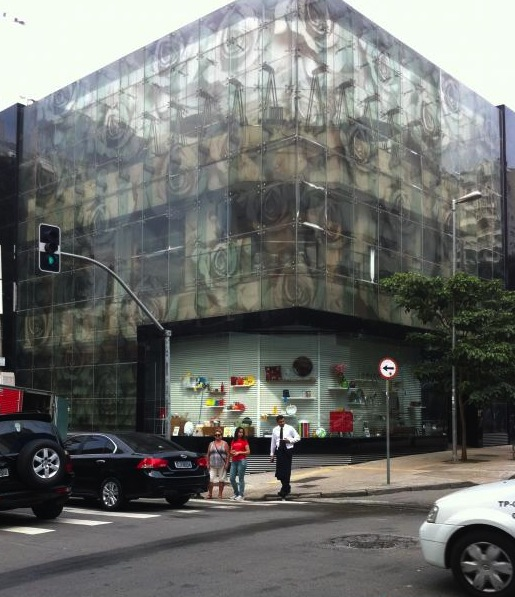 Located in Natal, Br. This is the flagship store of what to day is a massive fashion operation in Brazil. http://www.riachuelo.com.br