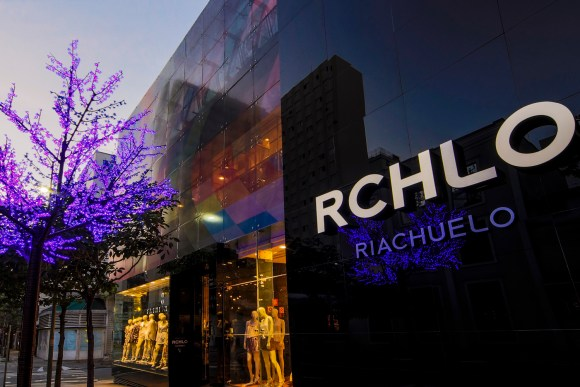 The idea of a department store is to have visually a ver specific image and a sense of lifestyle, and RCHLO creates that branding at every single expression of design, including architecture.