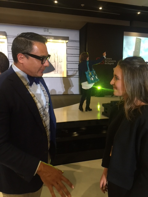 Conversations with Laura Aparicio