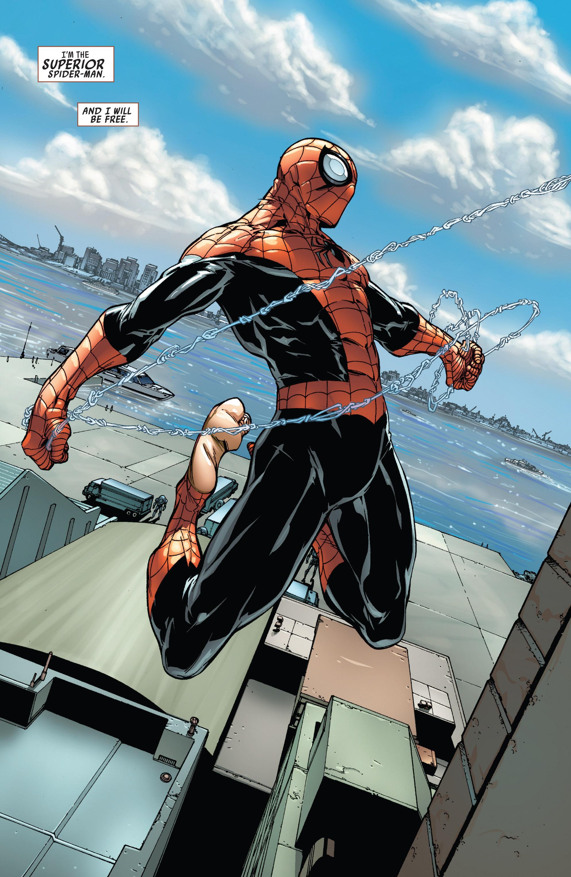 Spider Man Comics Read In June
