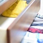 タンスの内側にカビを発見!我家流の対処法とカビ防止除菌対策