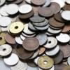自由研究で10円玉をぴかぴかにきれいにする方法とまとめ方