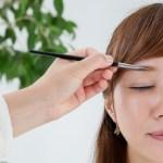 眉毛の毛の質が太い人が薄く柔らかくするために出来る裏技