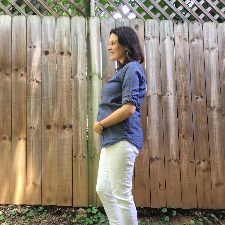 #momstyleremix - colored pants and skirts