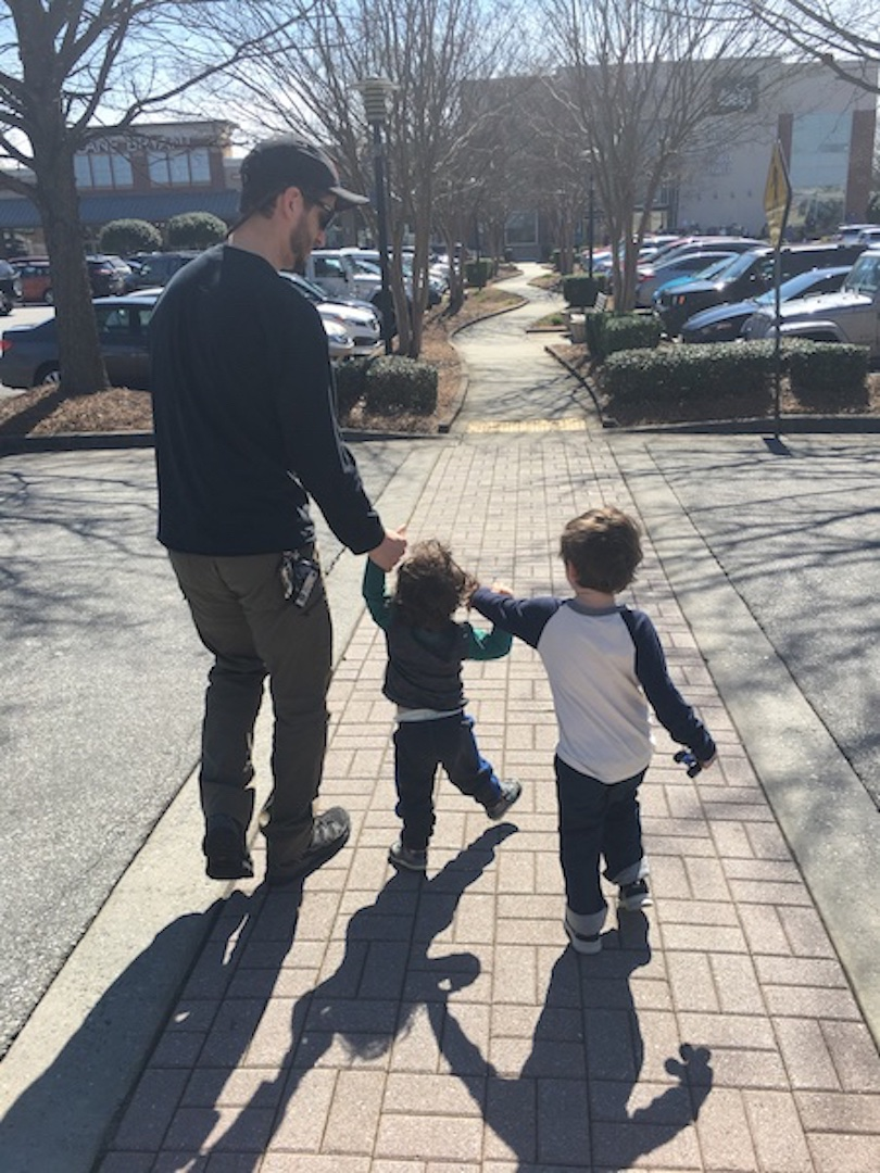 It's hard, but sometimes we have to let our kids work through difficult things on their own - some things we don't have to save our kids from - What You Make It blog