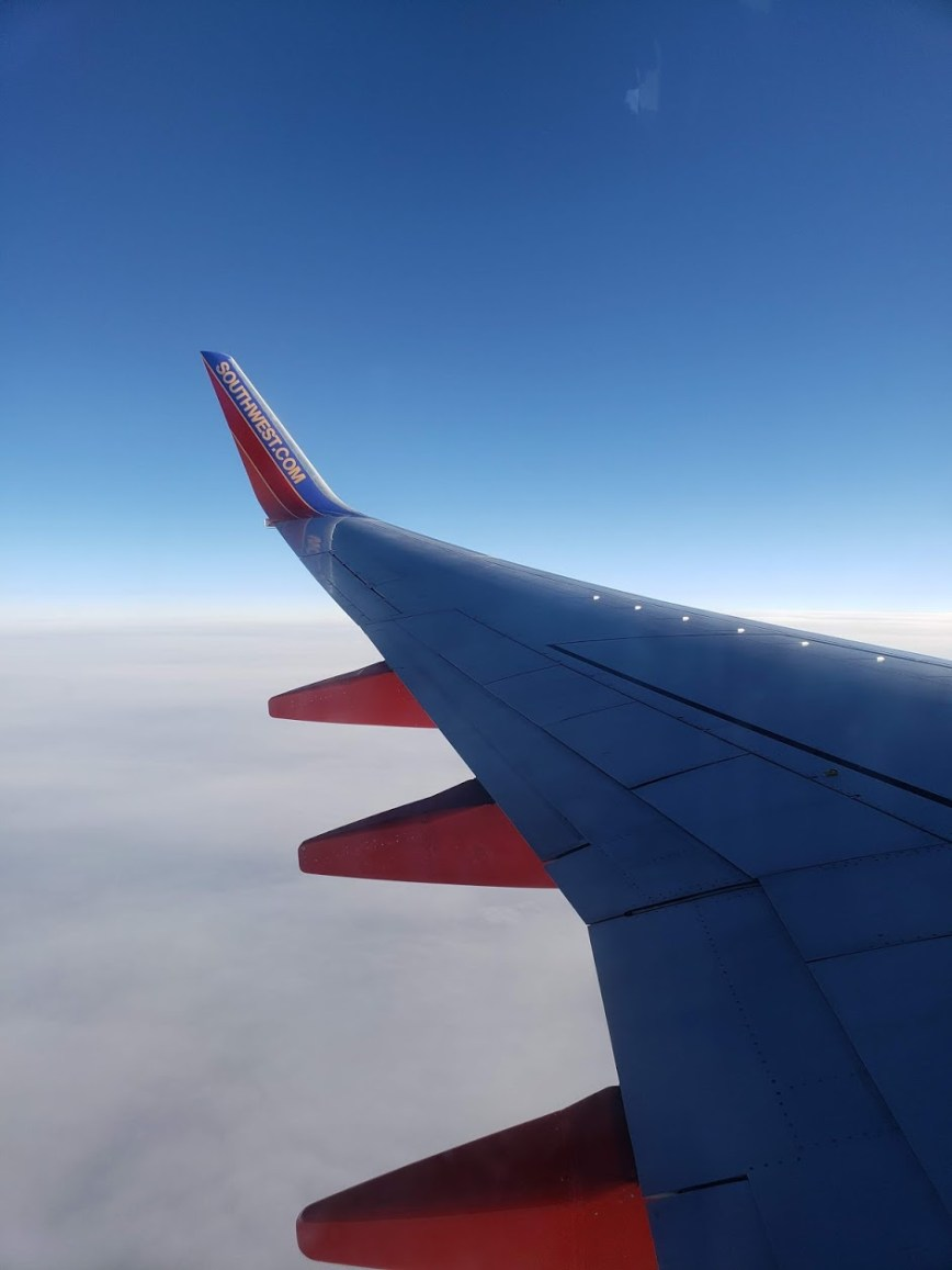 Southwest airlines - flying - travel - family travel - mom blog - lifestyle blog - Christian blog - What You Make It