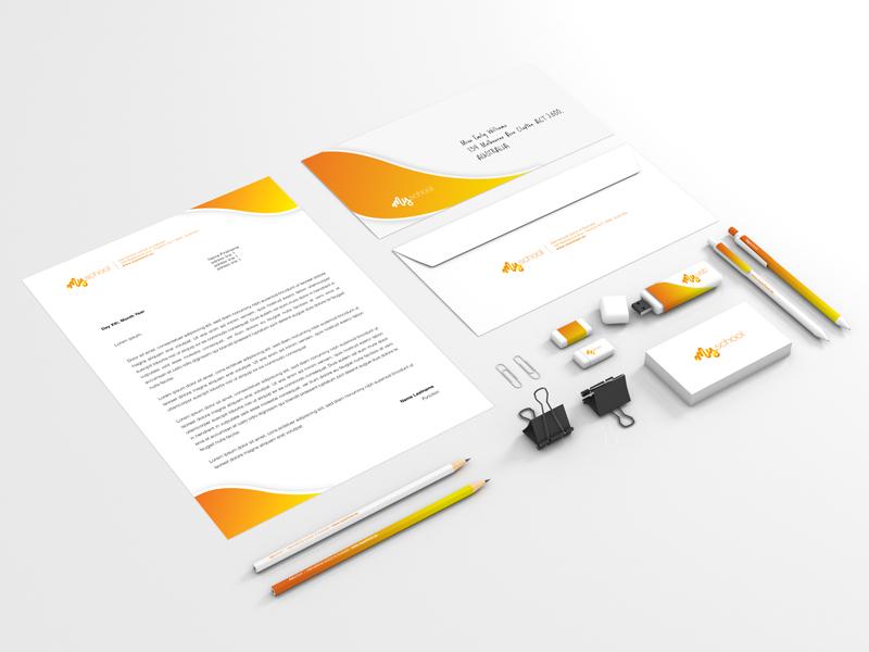 Design MySchool school packaging identity jpg 800X600