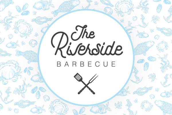 Design Riverside restaurant logo colors jpg 600x400
