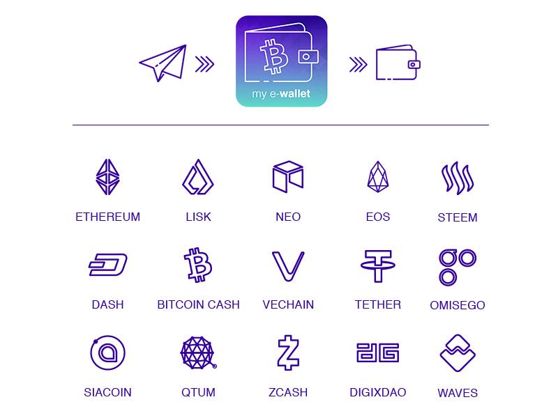 App E-Wallet : create your application pictos jpg 800x600