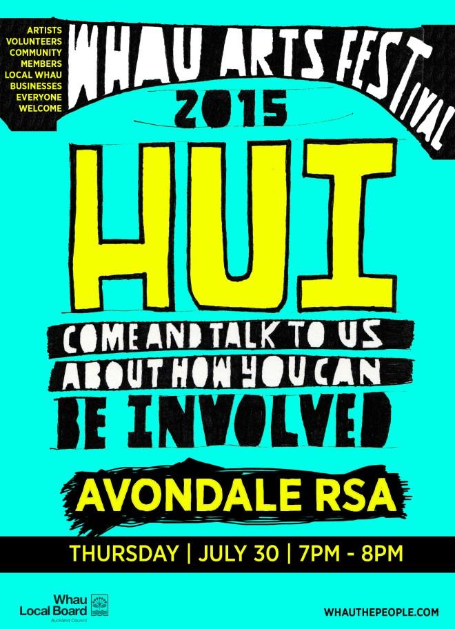WHAU_HUI_2015_Avondale