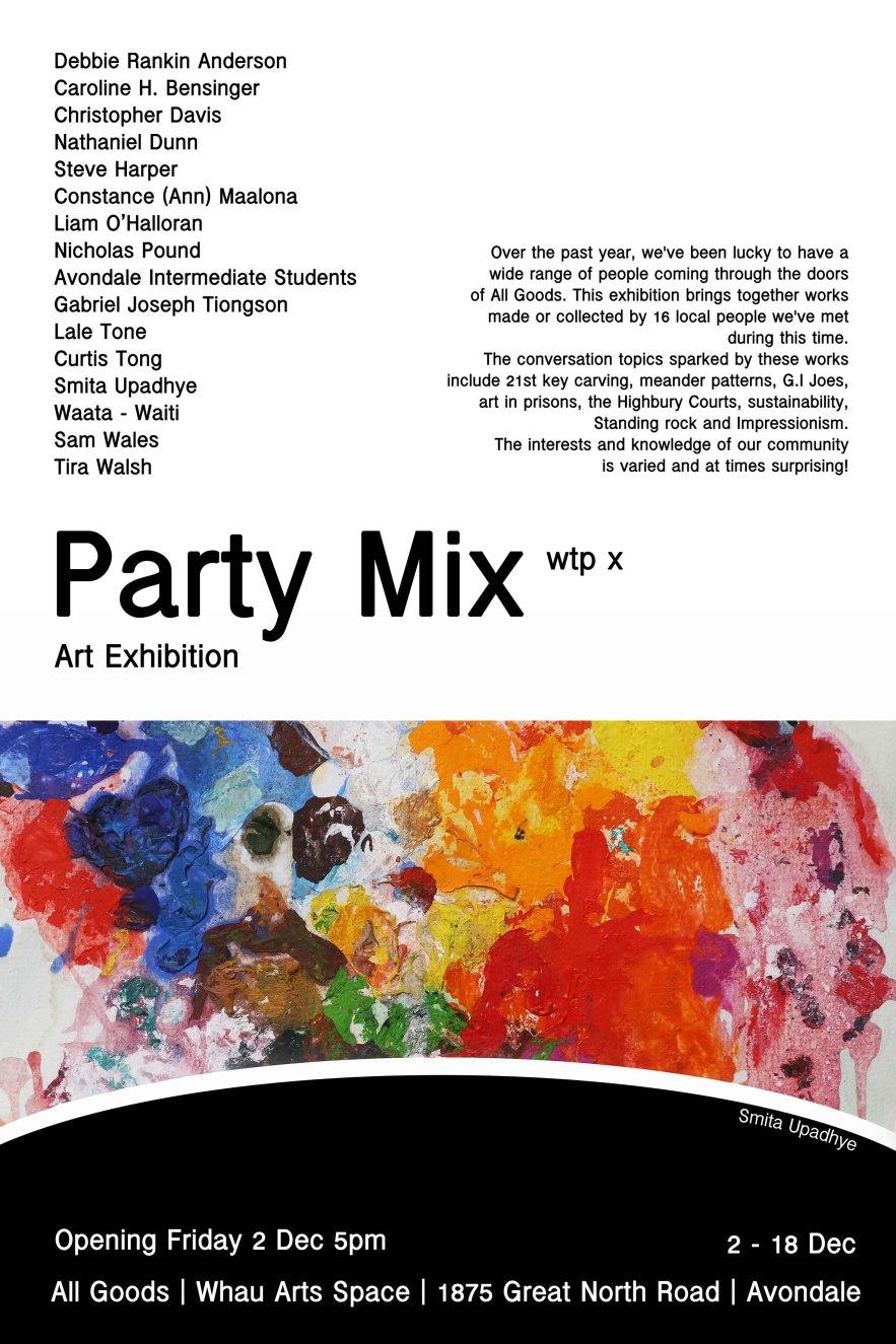 Party Mix invite3