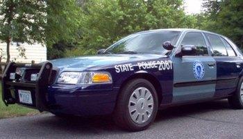 State Police K-9 Tracks Fleeing Suspect in Methuen Car Crash Leading