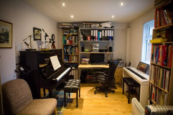 Studio January 2015