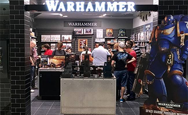Classic Stores New Managers In Queensland Warhammer