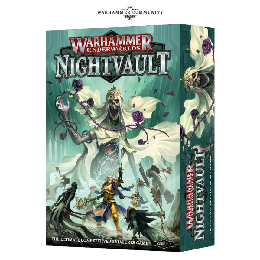 Image result for warhammer nightvault