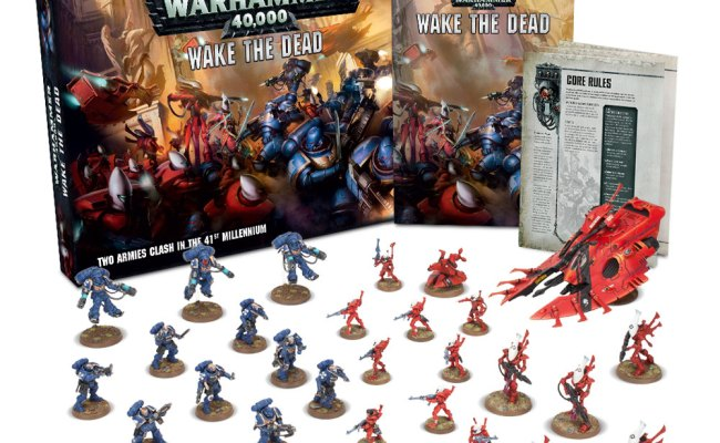 Pre Order Today Kill Team Expansions And Wake The Dead