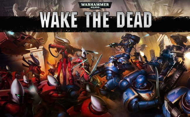 Wake The Dead What S In The Box Warhammer Community