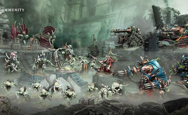 Carrion Empire Preview The New Models Warhammer Community