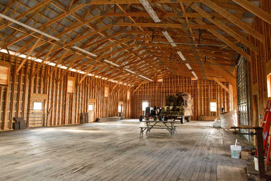 Barn Plans With Loft Apartment