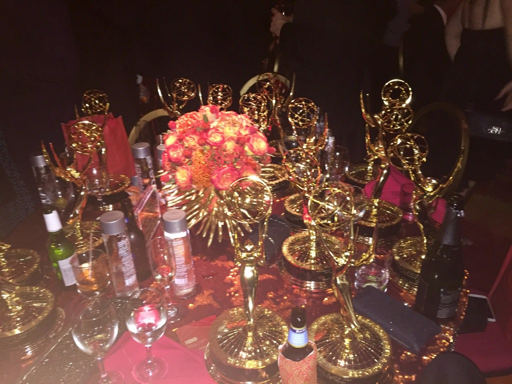 Veep's Emmy collection