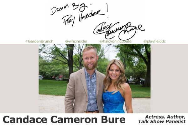 Candace Cameron Bure