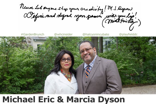 Michael Eric and Marcia Dyson