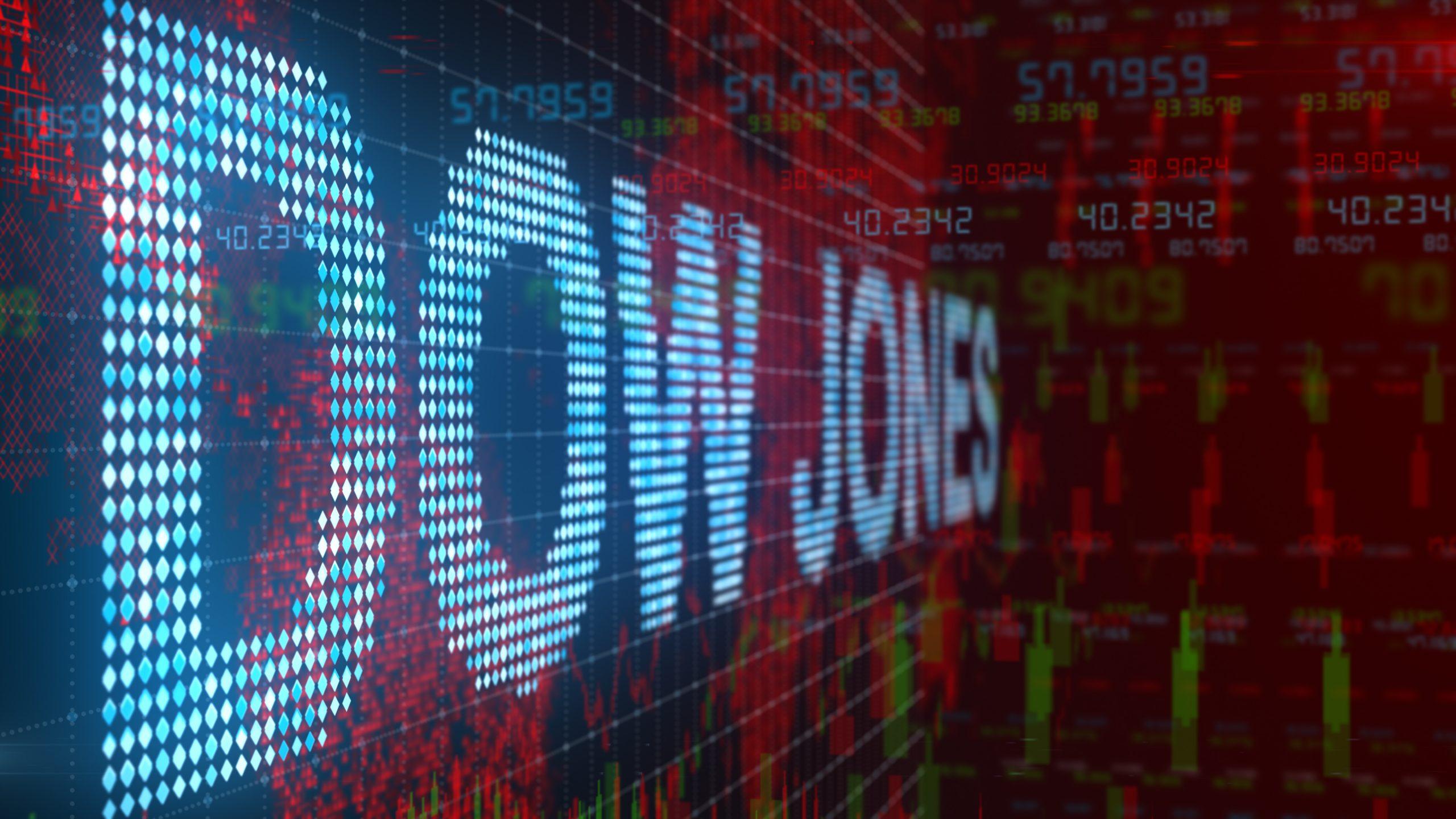 dow jones industrial average investing financial advisor recent change 2020