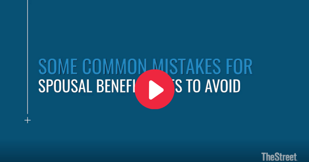 WH Cornerstone - Some Common Mistakes for Spousal Beneficiaries to Avoid