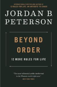 Jordan Peterson Beyond Order
