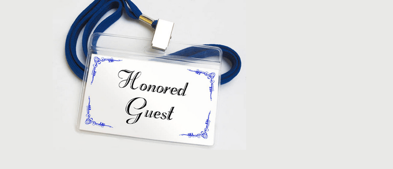 Honored Guest Morning – Thursday, Nov. 10