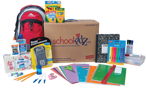 Last Chance To Order Online Student Supply Kits – Friday, Jun. 24